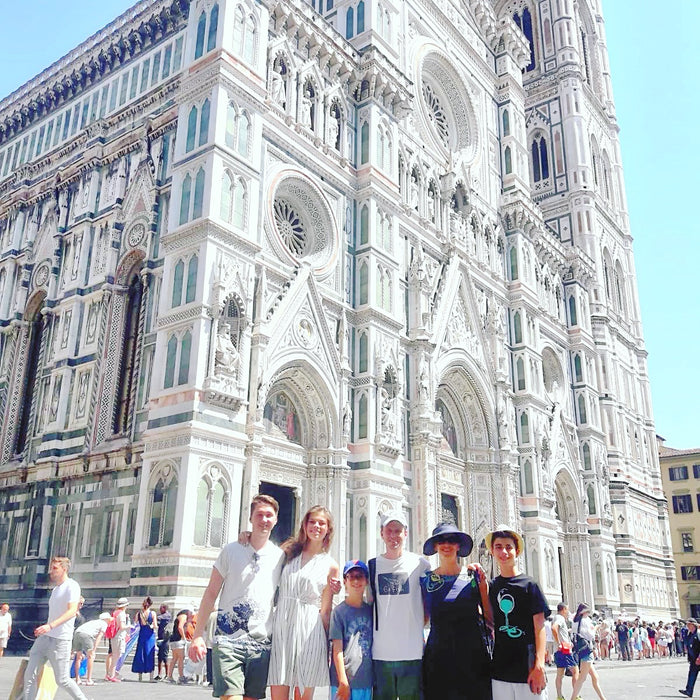Florence Free Tour Tale