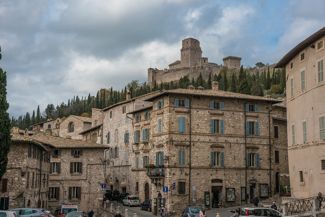 Assisi Private City Tour