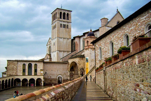 Free Walking Tour Assisi