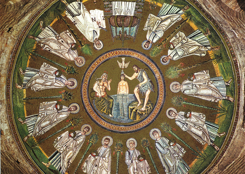 Ravenna: gold, light and the magic of mosaic | Online Tour Experience
