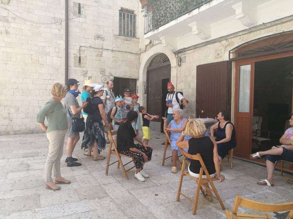 Free Walking Tour Bari | Family
