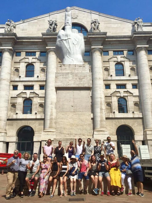 Free Walking Tour Milan