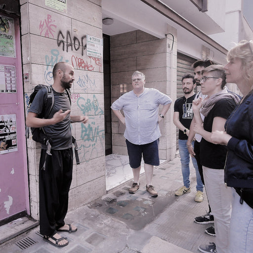 Free Walking Tour Bari | The Jungle