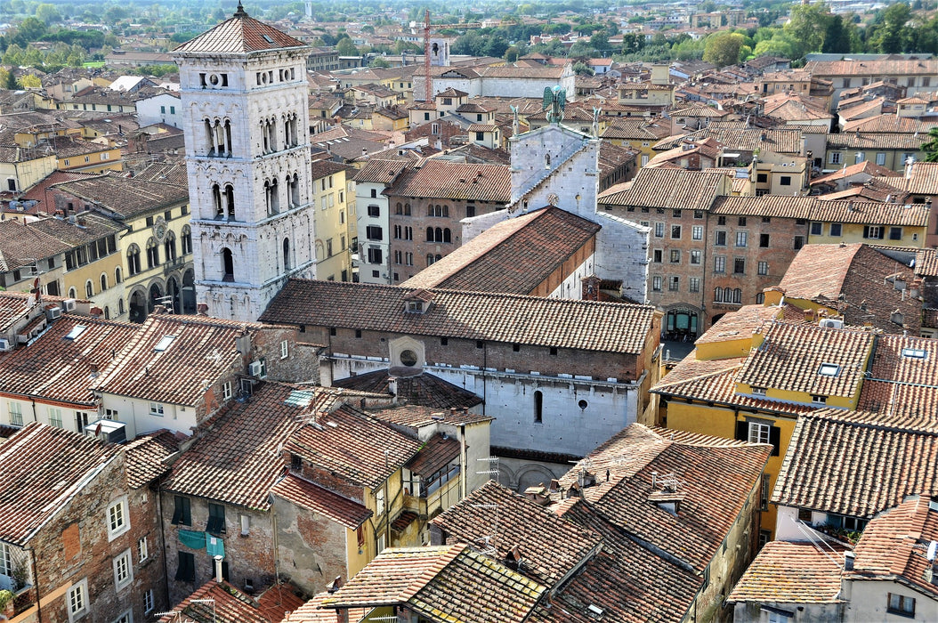 WALK Lucca Private Tour