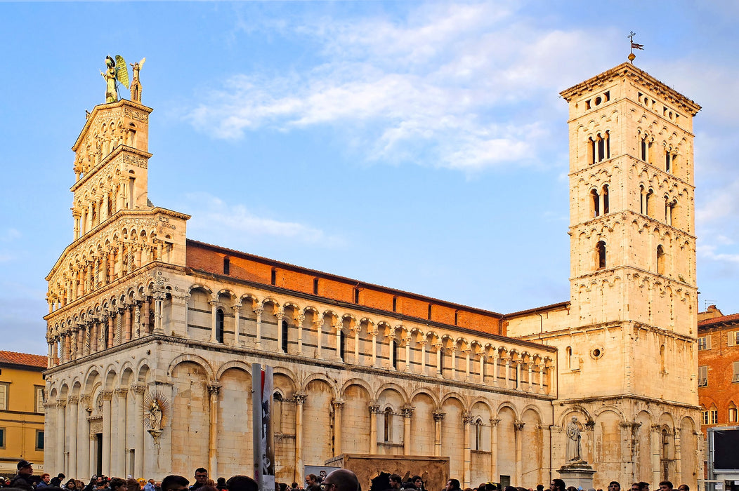 Lucca Private Tour