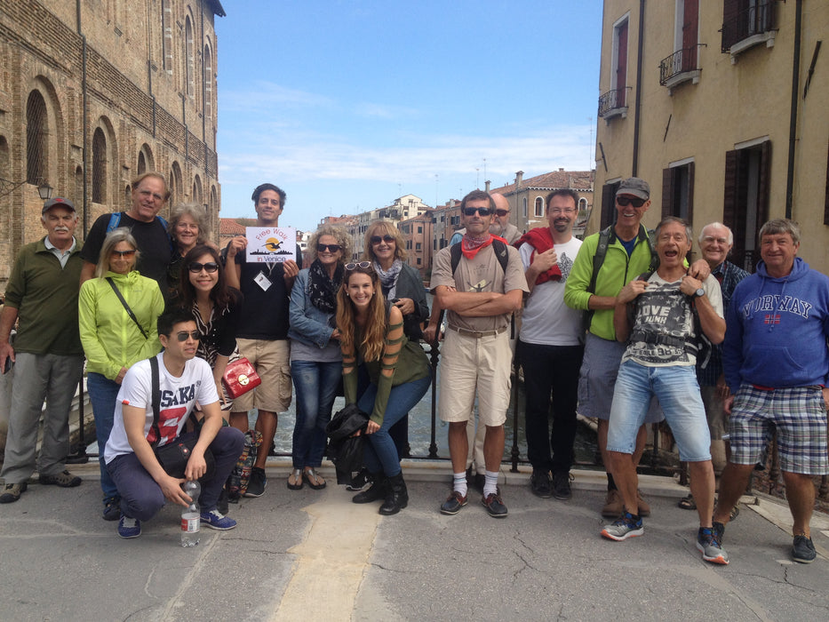 Walk Tour in Venice