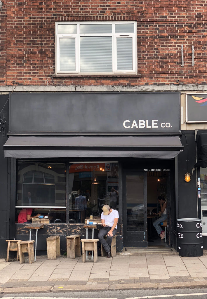 Cable Co Kensal Rise London Coffee