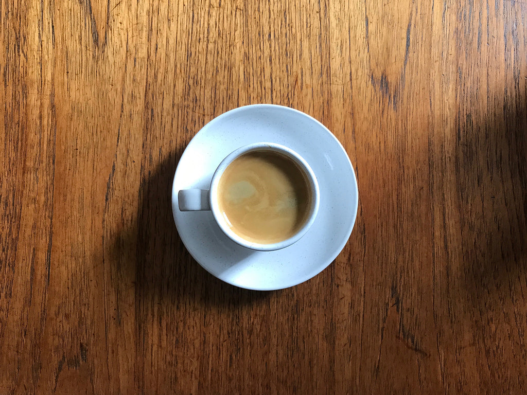 Coffee Crema Small Batch Goods