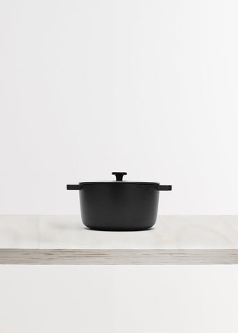 Cast Iron Casserole Pan by Crane Cookware
