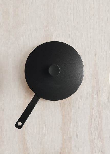 Cast Iron Frying Pan by Crane Cookware