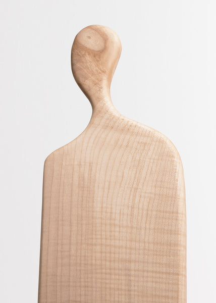 Large Serving Board in English Sycamore by The Woodlark