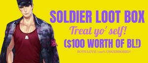 Soldier - The Yaoi Army Loot Box