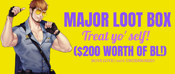 Major - The Yaoi Army Loot Box