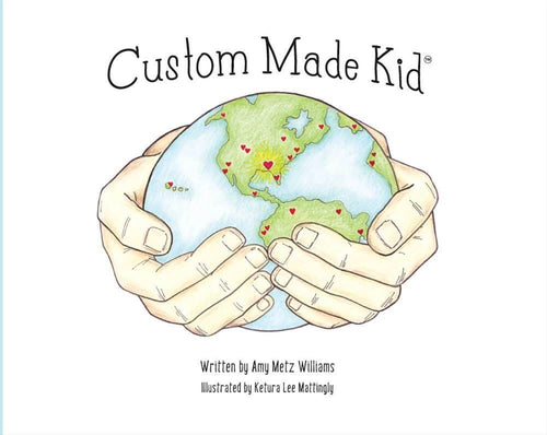 Custom Made Kid™ Book