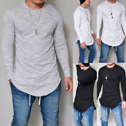 Fashion Long Sleeve T Shirt