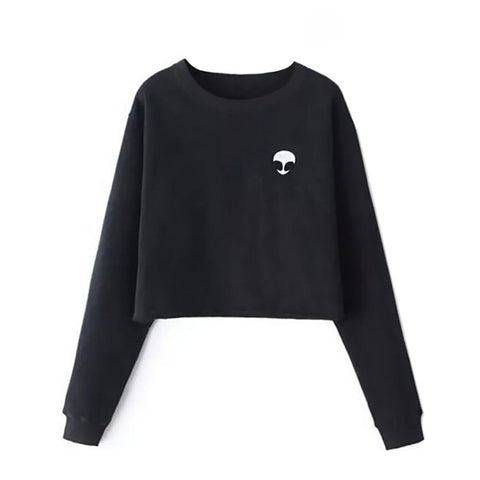 Alien Long Sleeve Sweater