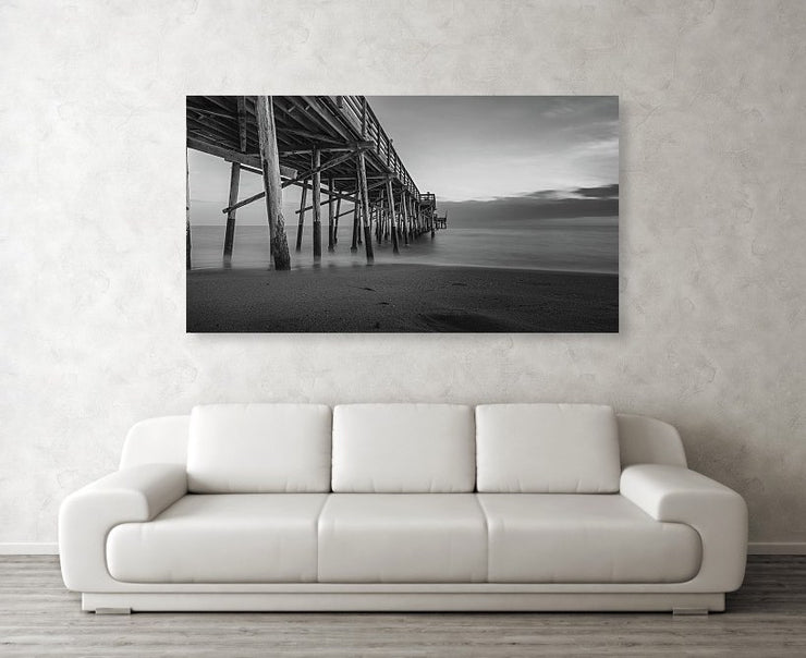 """Engraved in Time"" Print  //  Newport Beach, CA"