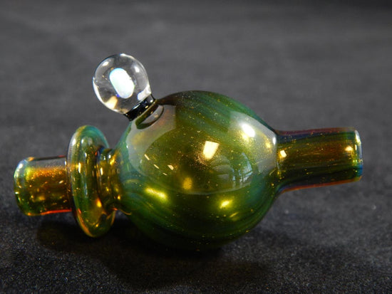 Reverend Morse Green with Opal Bubble Cap