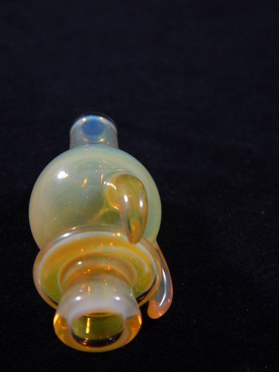 Reverend Morse Fumed and Horned Bubble Cap
