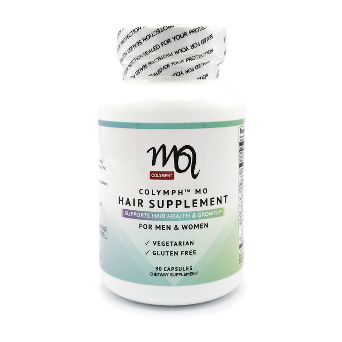 Colymph Mo Hair Supplement (90 Capsules)
