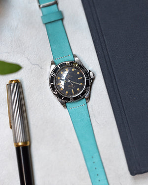 Turquoise Watch Strap for tudor submariner