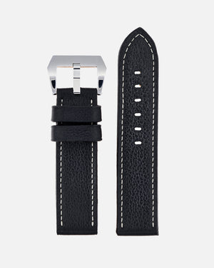 Black Calfskin Strap for Panerai