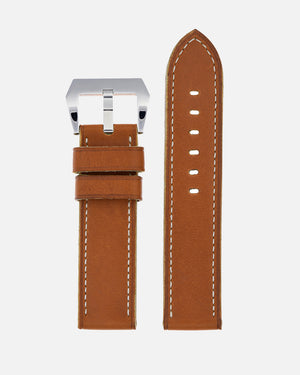 Brown Calfskin for Panerai
