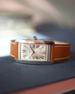 Honey Smooth Calfskin Watch Strap