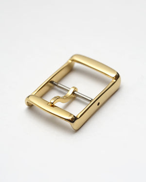 YELLOW GOLD BUCKLE