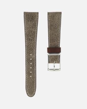 mocha brown watch strap
