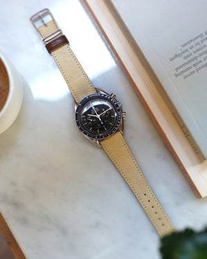 omega moonwatch watch strap