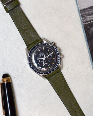 Omega Green Watch Strap