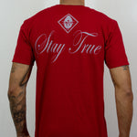 Red Short Sleeve Shirt