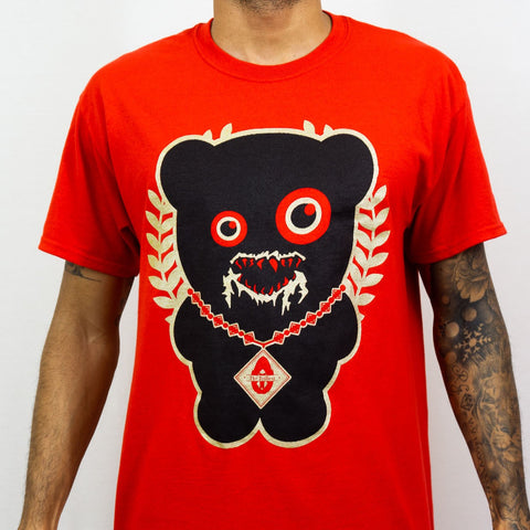RED TRILL BEAR