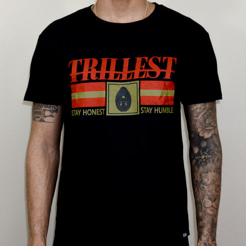 Black Trillest Tee