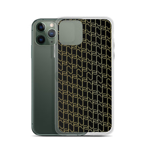 JF - Pattern iPhone Case