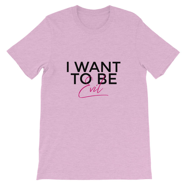I Want To Be Evil (Pastel Edition) T-Shirt