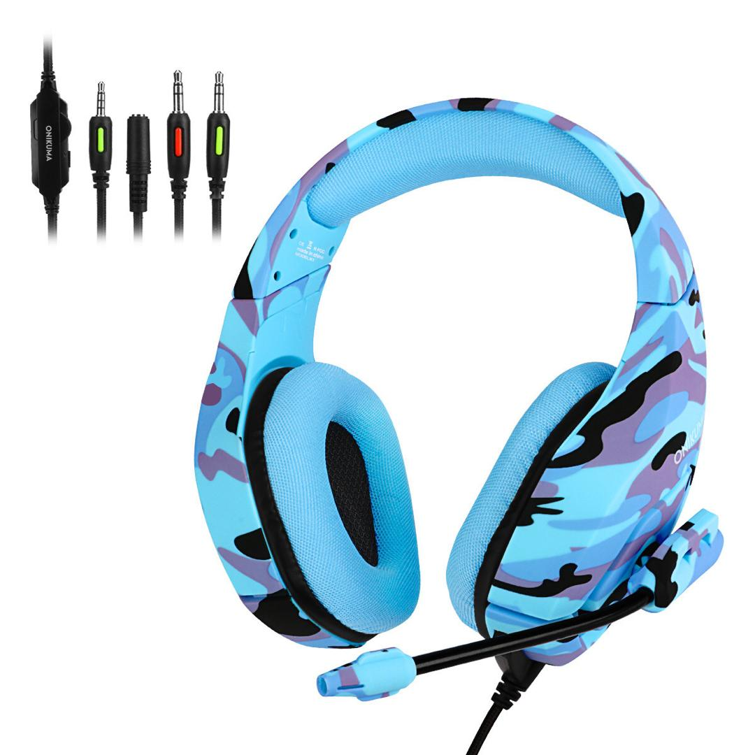 FortMic™ Gaming Headset - Blue Limited Edition
