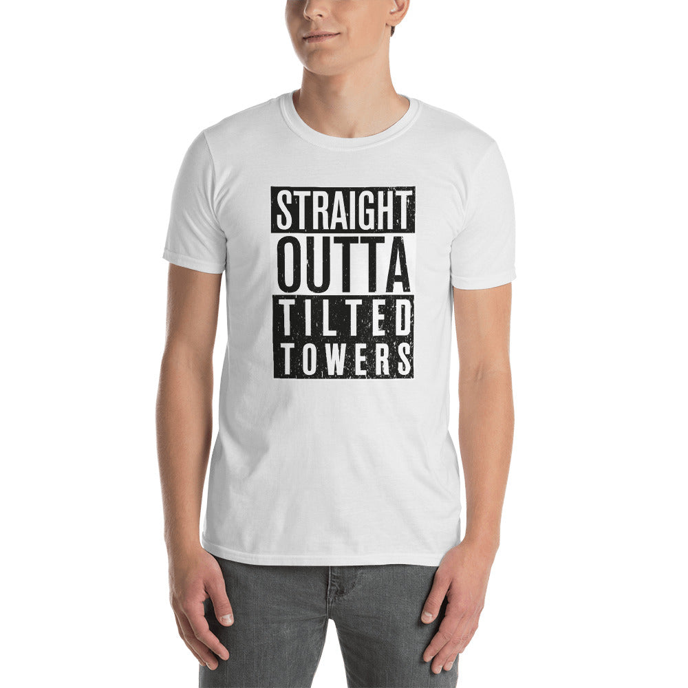 """Straight Outta Tilted Towers"" T-Shirt"