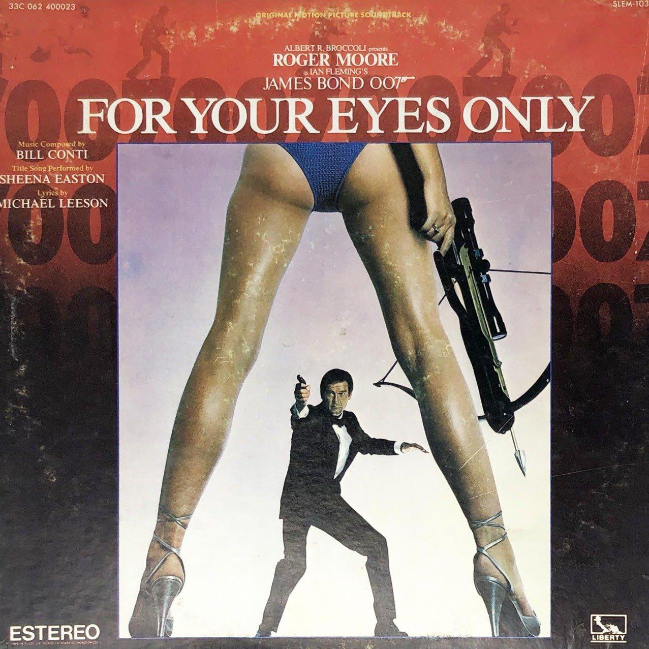 Varios James Bond 007 - For Your Eyes Only