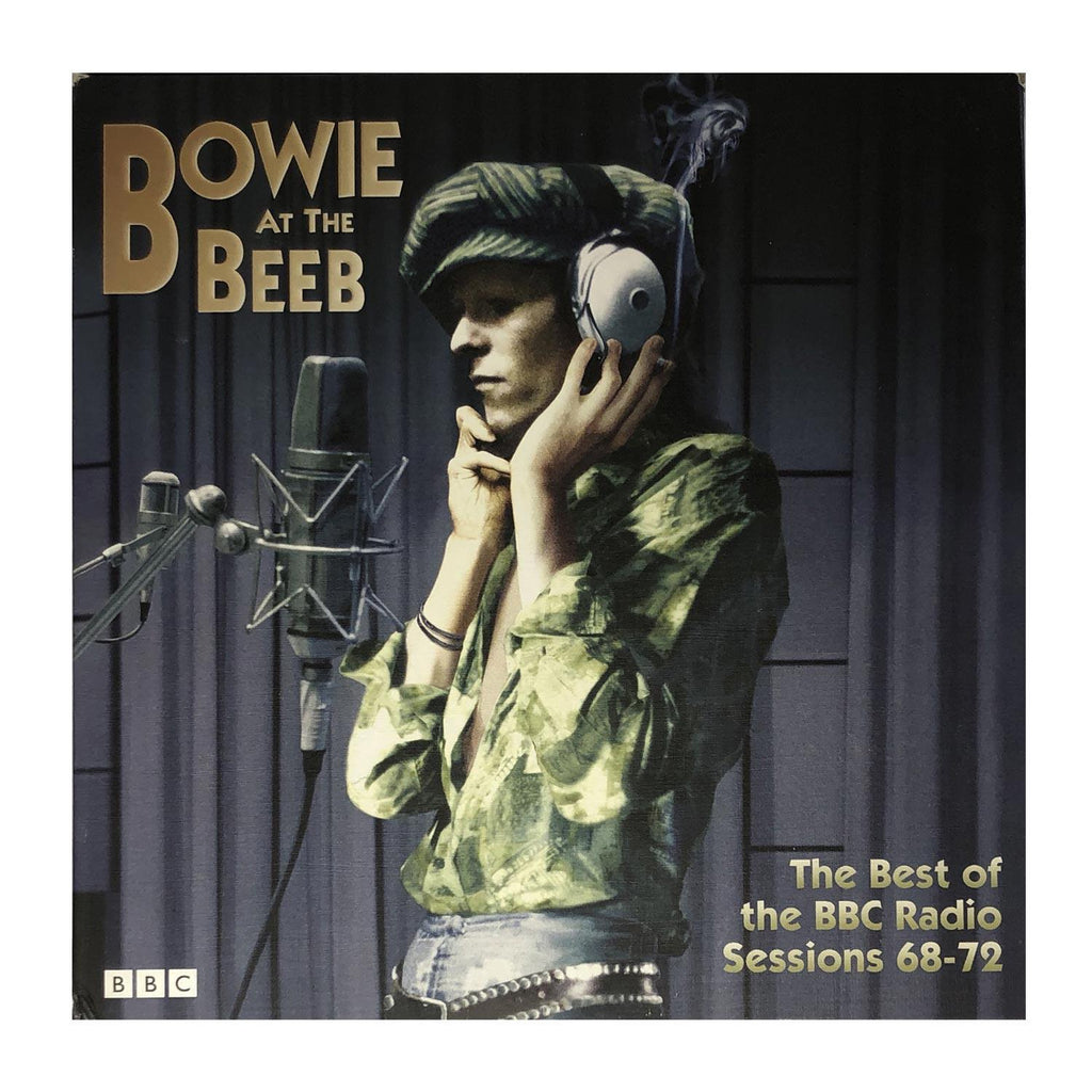 David Bowie - Bowie At The Beeb - Dagga Tattoos + Record Shop