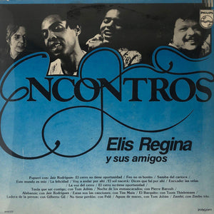 Elis Regina - Encontros - Dagga Tattoos + Record Shop