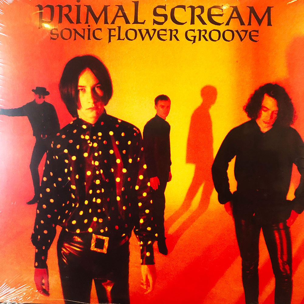 Primal Scream - Sonic Flower Groove
