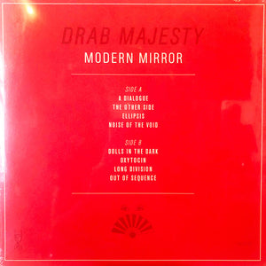 Drab Majesty - Modern Mirror
