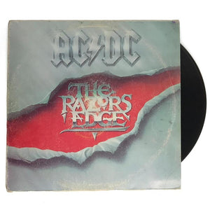 AC / DC - The Razors Edge - Dagga Tattoos + Record Shop