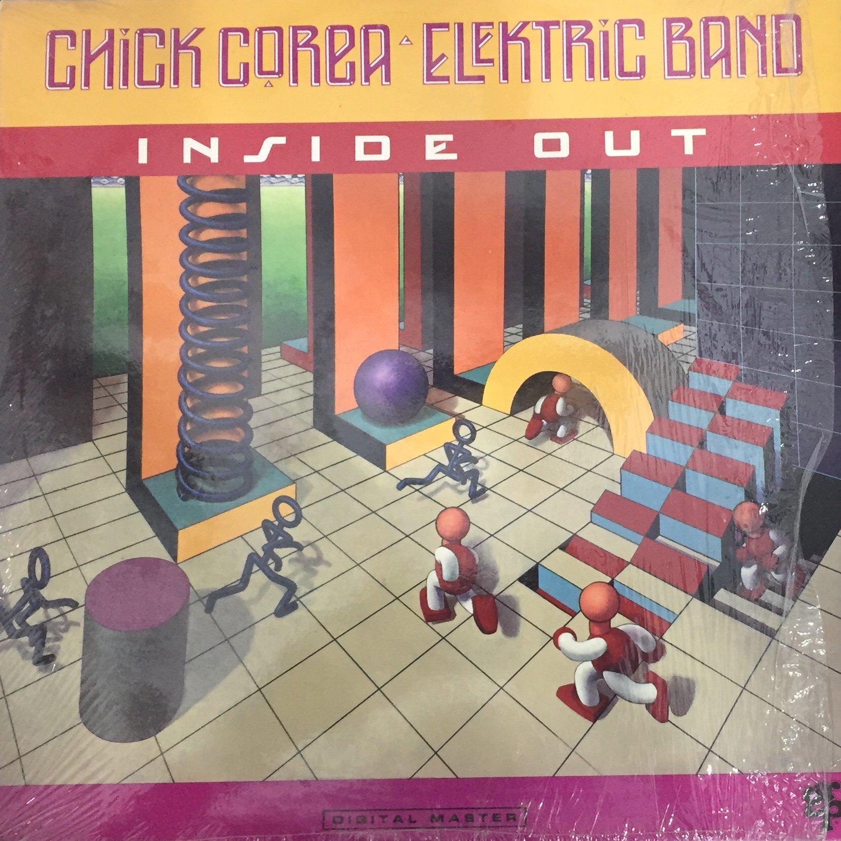 Chick Corea - Inside Out - Dagga Tattoos + Record Shop