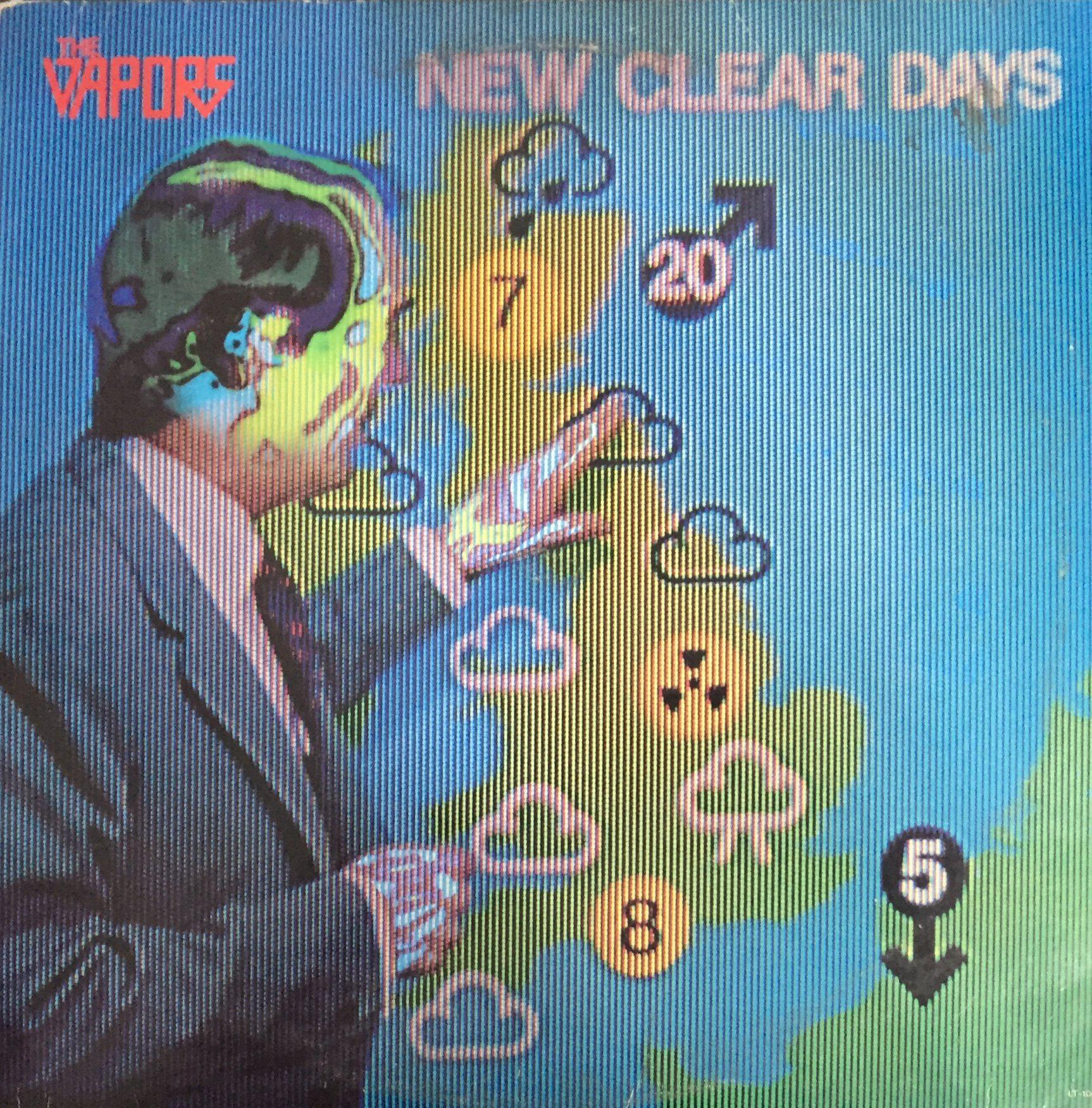 The Vapors - New Clear Days