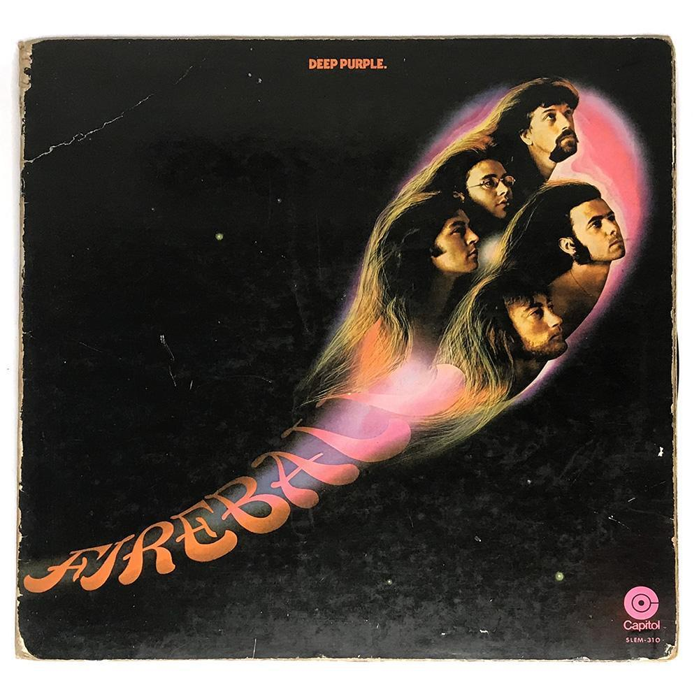 Deep Purple - Fireball - Dagga Tattoos + Record Shop