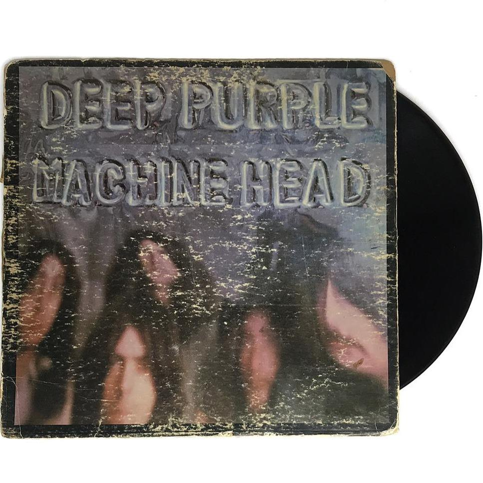 Deep Purple - Machine Head - Dagga Tattoos + Record Shop