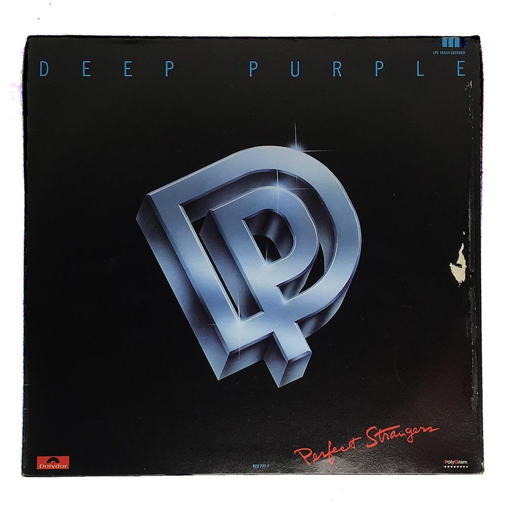 Deep Purple - Perfect Strangers - Dagga Tattoos + Record Shop